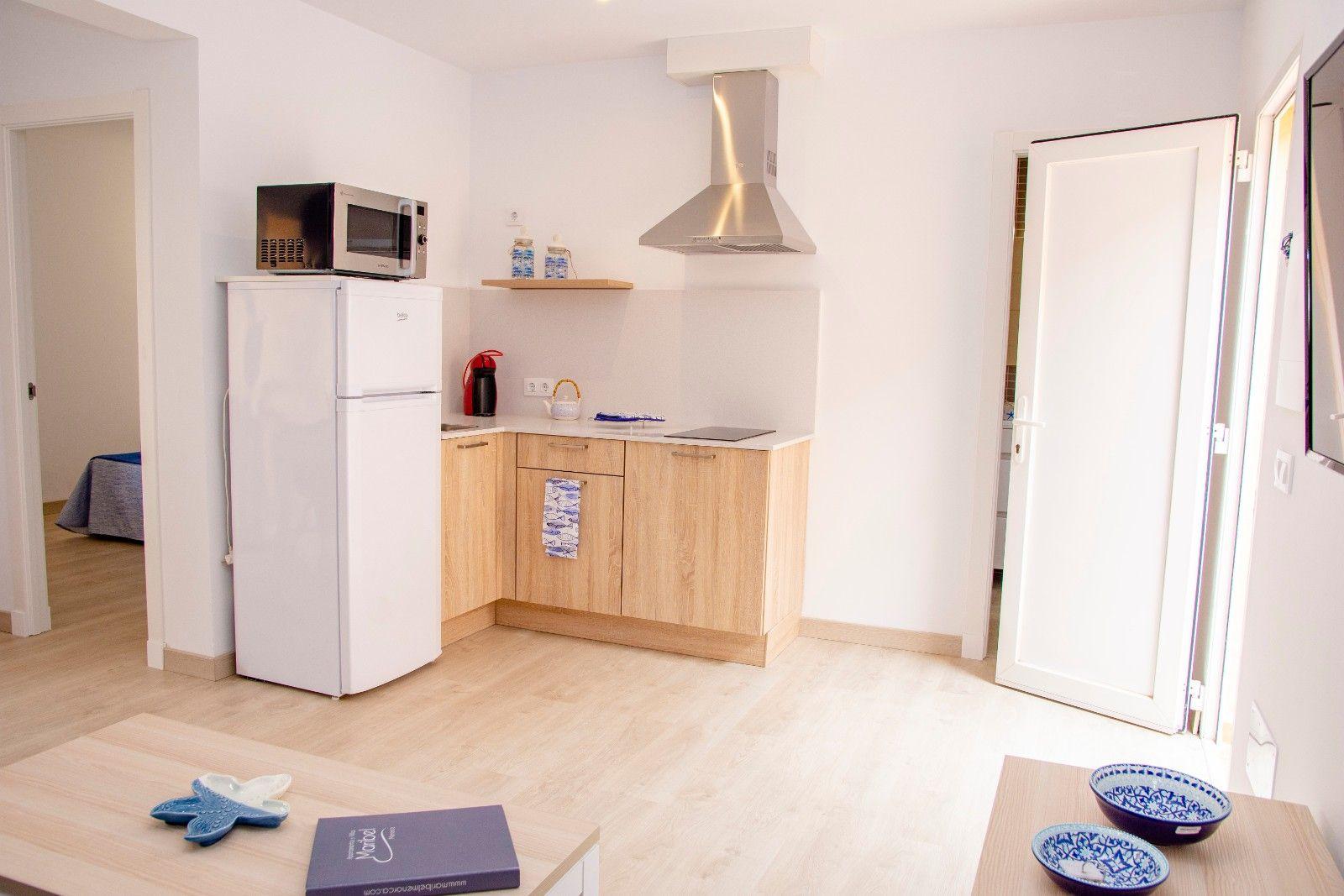 1 Bedroom Apartment - Apartamentos Maribel - Cala Blanca - Ciutadella