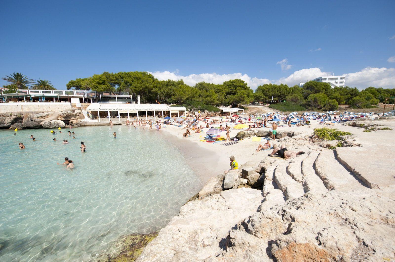Location - Apartamentos Maribel - Cala Blanca - Ciutadella