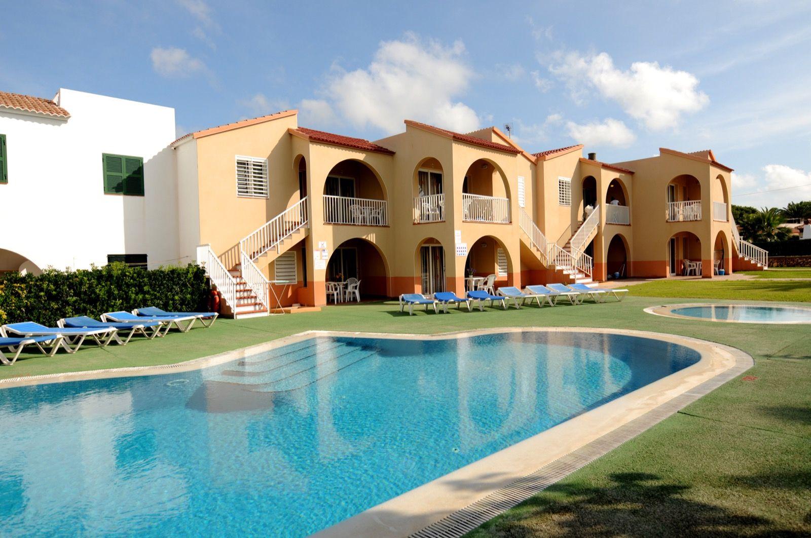 Apartamentos Maribel - Cala Blanca - Ciutadella