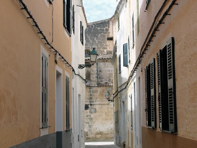 Ciutadella - Apartamentos Maribel - Cala Blanca