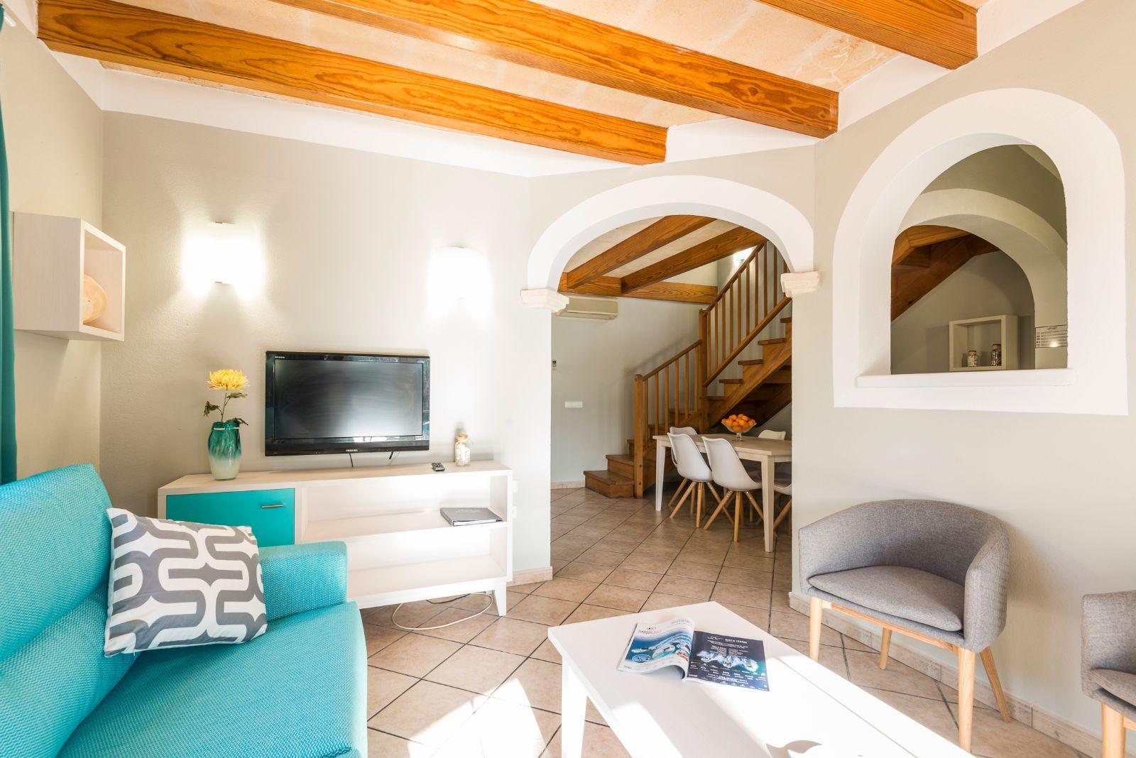 Villas Maribel - Apartamentos Maribel - Cala Blanca - Ciutadella